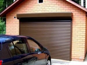 Рольставни для гаража-1