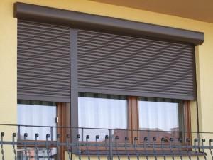 Рольставни на балкон, лоджию-1