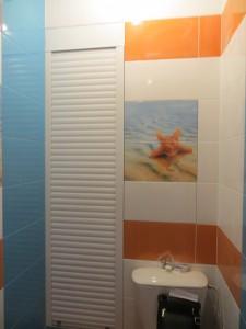Рольставни в туалет-2