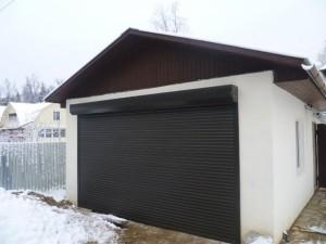 Рольставни для гаража-2