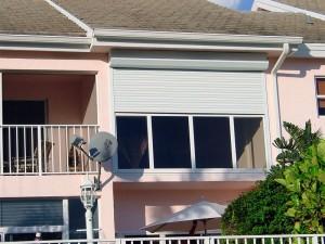 Рольставни на балкон, лоджию-2