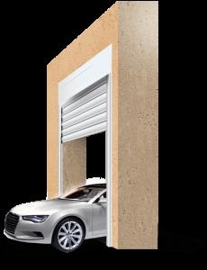 Рольставни для гаража-4