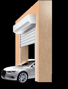 Рольставни для гаража-6